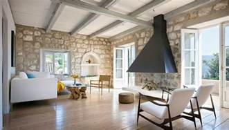 rustic home interior new contemporary rustic interior in croatia decoholic