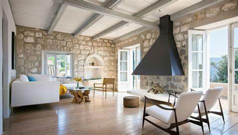 modern rustic home interior design new contemporary rustic interior in croatia decoholic