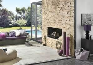 steinwand wohnzimmer schwarz steinwand wohnzimmer design deko interieur für haus wohnung superflu