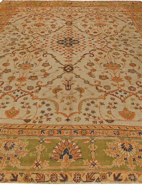 antique turkish rugs antique turkish oushak rug bb5666 by doris leslie blau