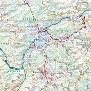 Colorado Map Road Atlas