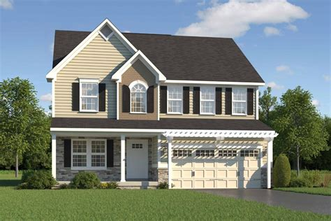 Single Family Houses : New Homes For Sale At Madison Farms Single Family Homes In