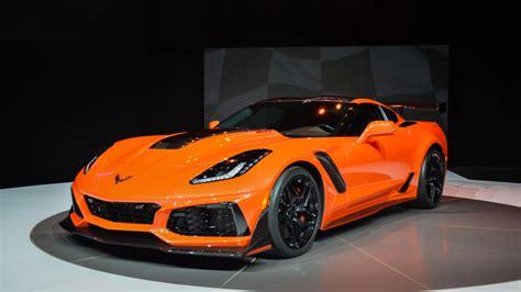 Corvette Zr1 Horsepower 2019 chevy corvette zr1 all hail the 755 horsepower c7