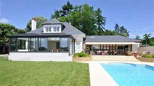 jagrandis la maison avec une veranda With maison avec veranda integree