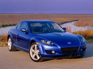 2004 Mazda RX 8 VIN JM1FE173440116390