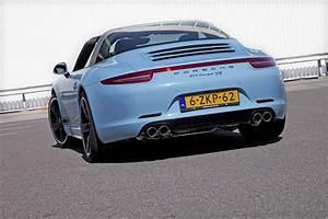 Dutch Exclusive  Porsche 911 Targa 4s Exclusive Edition
