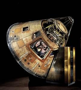 Apollo 11 command module Columbia in the Boeing Milestones ...