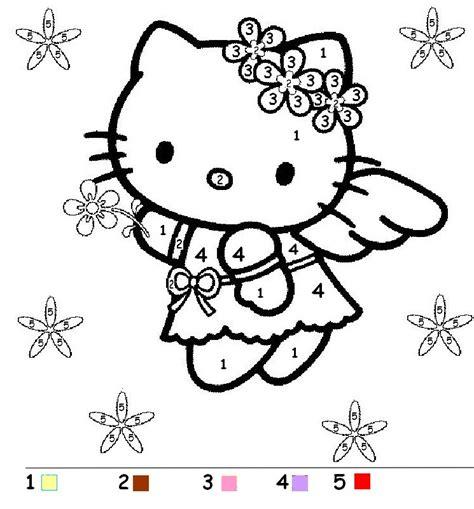 coloriage de hello a imprimer coloriage magique 192 dessins 224 imprimer et 224 colorier page 2