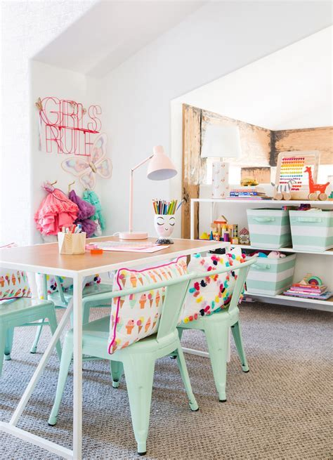 A Playroom with Target Pillowfort & Emily Henderson