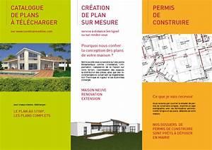 la brochure construire online est arrivee With construire online com plan de maison catalogue