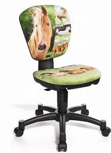 Bürostuhl Für Kinder : topstar kinder drehstuhl b rostuhl jet pferd der ~ Lizthompson.info Haus und Dekorationen