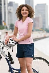 Champion 3393 Women's Active Mesh Short $8.46 - Women's Shorts