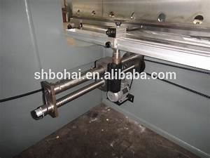 Hydraulic Press Brake Bending Machine Ysd  Amada  Adira