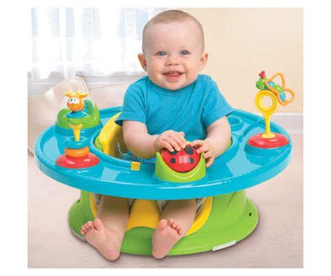 siège activité bébé summer infant siege 3 etapes chaise rehausseur