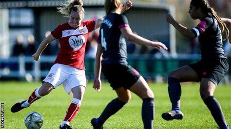 Bristol City Women 1-0 Everton Ladies: Lucy Graham goal ...