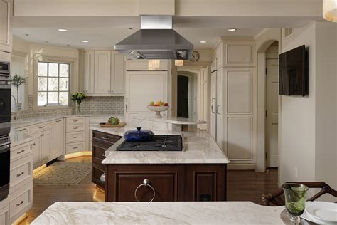 """cook's Kitchen"" Renovation In Potomac, Maryland"