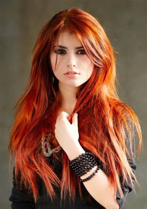 Red Hairstyles Ideas Every Girl Should Try Once Hair