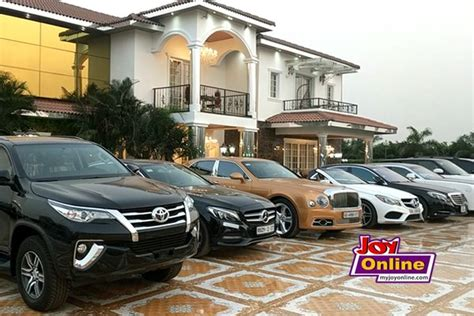 Nam1's Mansion And Luxury Cars At