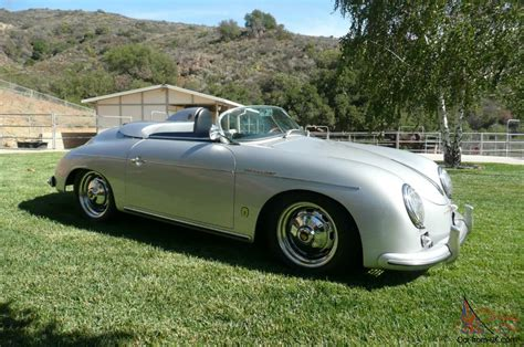 Porsche 356 Speedsters For Sale by 1957 Porsche 356 Speedster By Vintage Speedsters
