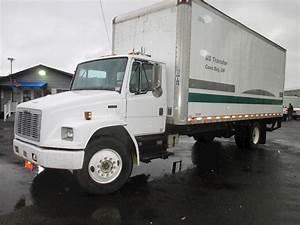 1996 Freightliner Fl70 Single Axle Box Truck  Cummins