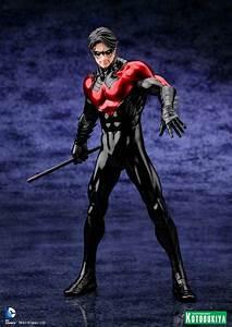 Nightwing DC Comics New 52 ArtFX+ Statue from Kotobukiya ...