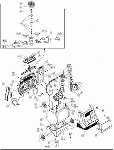 Kobalt Vpk0880803  U0026 162700 Air Compressor Parts