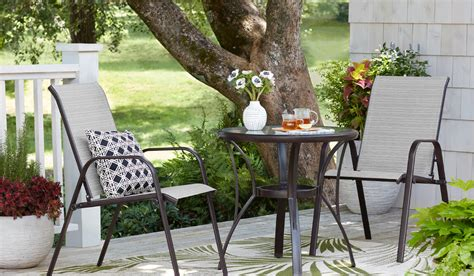 Small Outdoor Patio Furniture by Outdoor Dining Furniture The Home Depot