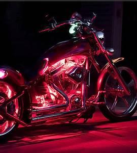 Motorcycle Engine Led Lighting Kit
