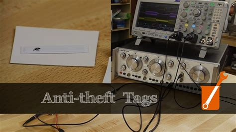 How Anti-theft Tags Work