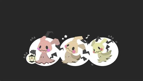 mimikyu pokemon zerochan anime image board