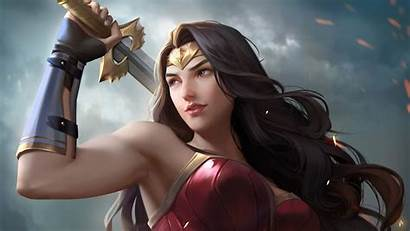 Wonder Woman Artwork Latest Wallpapers Superheroes Hdqwalls