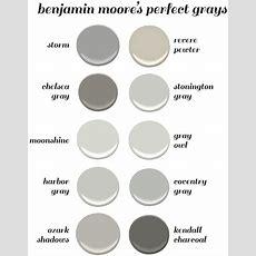 25+ Best Ideas About Benjamin Moore Gray On Pinterest