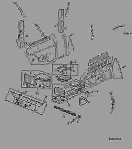John Deere 2140 Sg2 Cab Parts