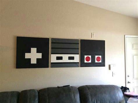 control de nintendo  decorar tu sala