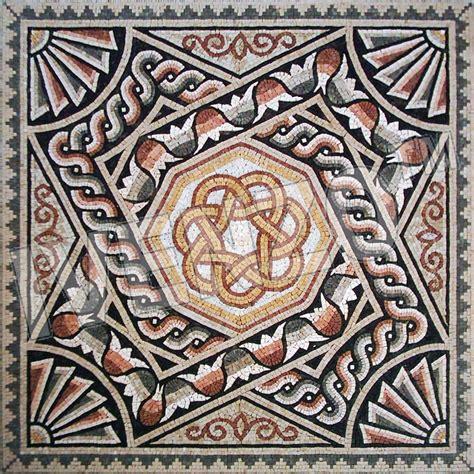 Mosaic Roman Pattern Ck037