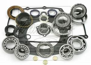 Ford M50d Transmission Exploded View