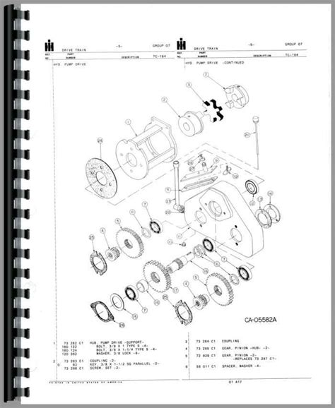 966 Ih Tractor Wiring Schematic For by 1466 International Wiring Diagram Wiring Diagram Fuse Box