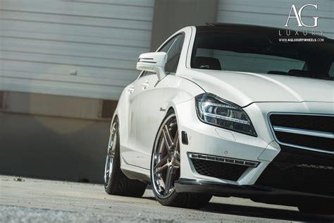 ag luxury wheels mercedes benz cls amg forged wheels