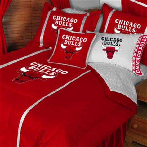 chicago bulls bed set 5pc nba chicago bulls basketball bed n bag comforter