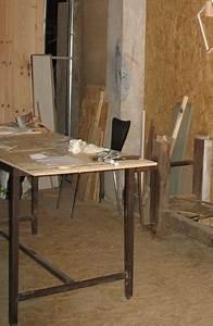 Table Multifonction : une table multifonction sans pr tention ~ Mglfilm.com Idées de Décoration