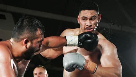 boxing heavyweight contender junior fa reveals health