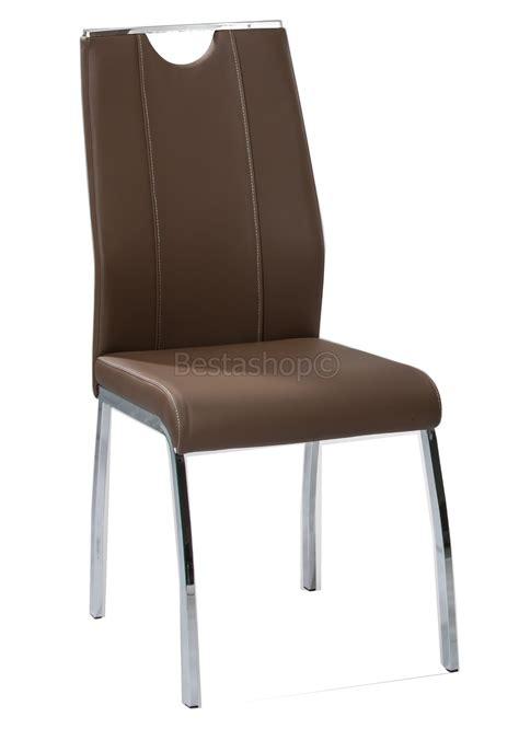 chaises cuir chaises cuir salle a manger nouveaux modèles de maison