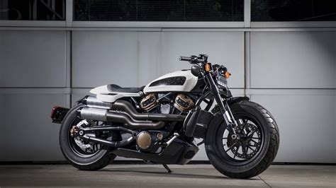 harley davidson custom concept  wallpapers hd