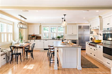A Historic Hingham Home Gets A Kitchen Makeover Boston