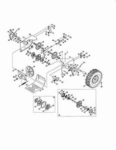 Craftsman 247886941 Gas Snowblower Parts