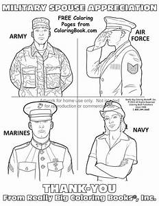 armed forces day coloring pages - Free Large Images
