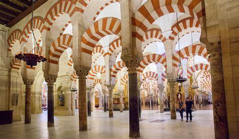 spain andalusia places towns and villages mezquita catedral de c 243 rdoba se empez 243 a