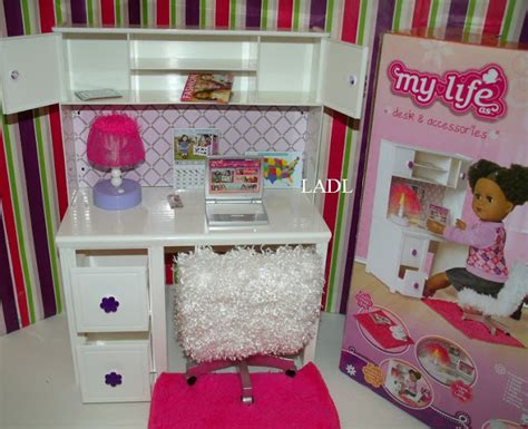 my life as desk and chair set living a doll 39 s life review my life as desk
