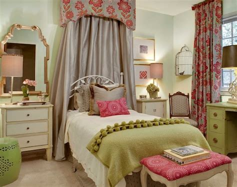 baby girls rooms ideas   traditional colors