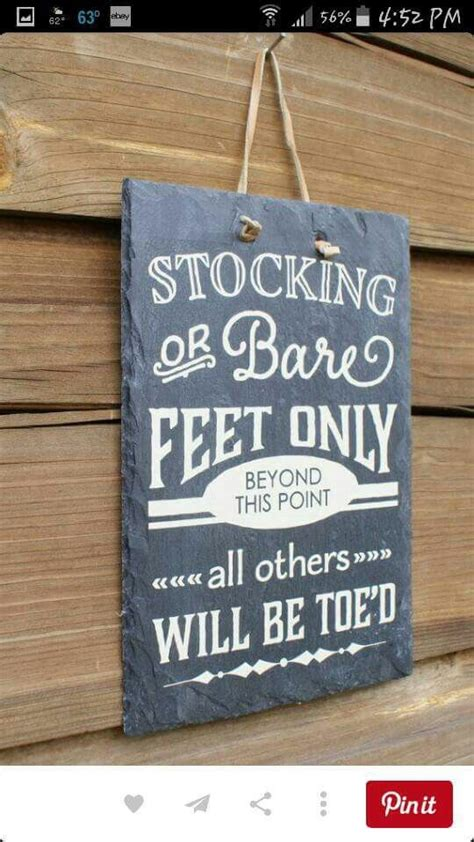 No Shoes Doormat by 25 Best Ideas About No Shoes Sign On Cool